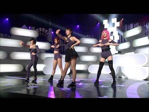 【TVPP】Miss A - Bad Girl Good Girl, 미쓰에이 - 배드 걸 굿 걸 @ Hot Debut Stage, Music Core Live