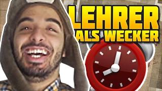 Schule mit ALMANS - Teil 6  | Lehrer weckt uns !!!