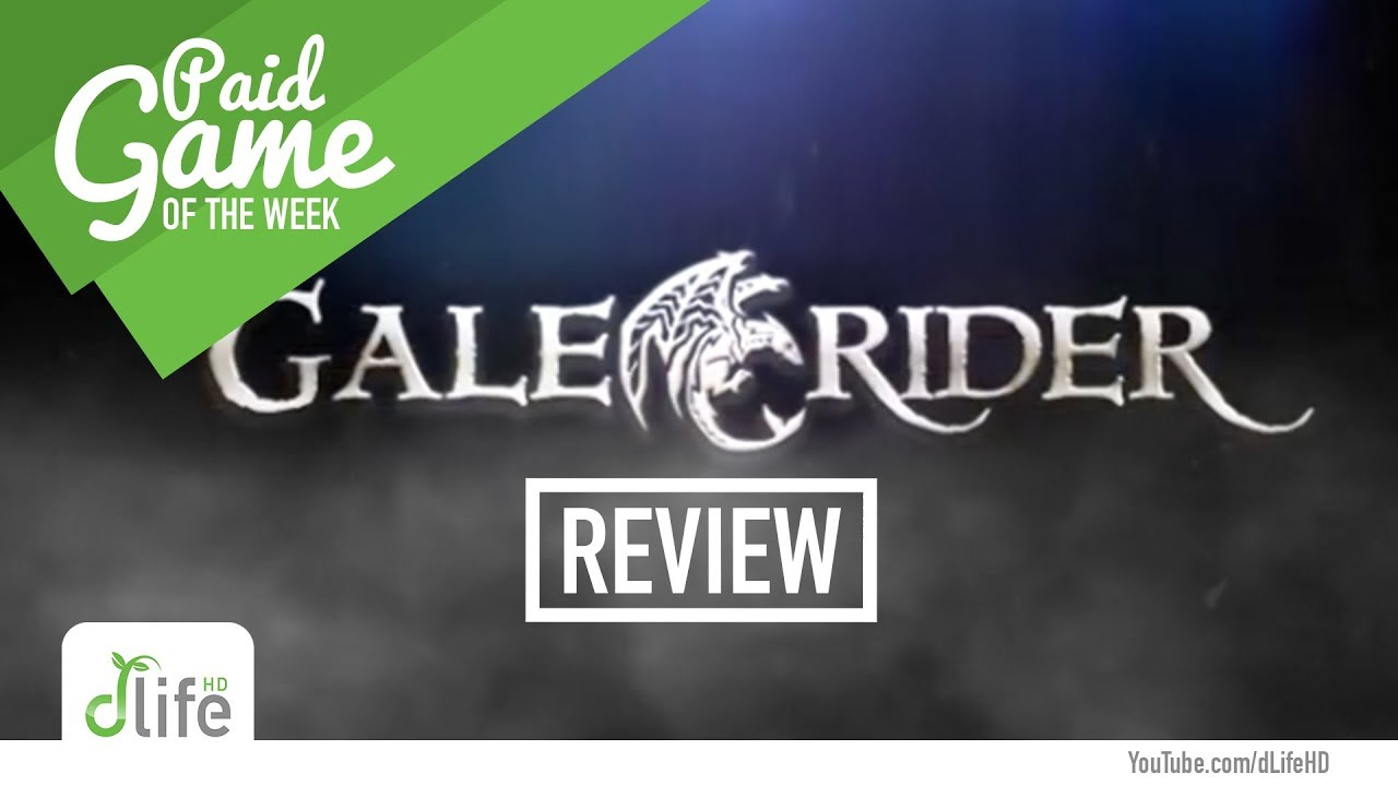 GaleRider Review (iOS) | Game of the Week