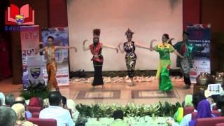 Tarian tradisional malaysia - IETC 2013