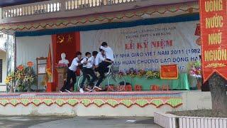 Hài Kịch Kỉ Niệm Học Trò Bá Đạo | 10A7 | Lễ Kỉ Niệm 20/11 Trường THPT C Kim Bảng | 2017