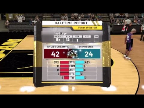 CRAZY 2 FULL COURT SHOTS!!!!!BACK TO BACK!!!NBA 2K19