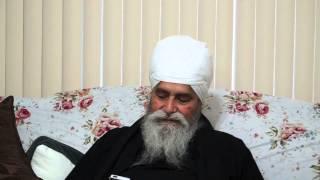 Sant Baba Bhagwan Singh Ji (Rara Sahib-Begowal), Edmonton 8-7-13 Part 2