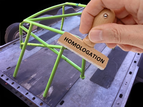 Race Prep Tips #1 - Roll Cage Homologation