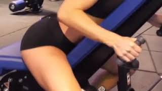 #fitness #exercise #workout  routine fitness female fitness motivación(86)