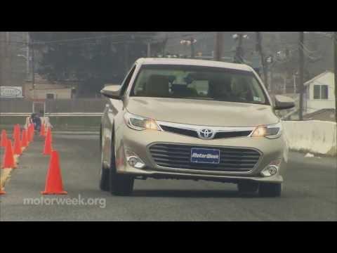 Road Test: 2013 Toyota Avalon Hybrid