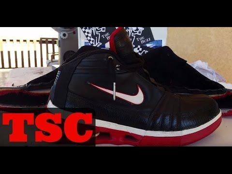 867596c8ea8 The Sneaker Chop Nike Shox Vince Carter 4 (IV) - YouTube