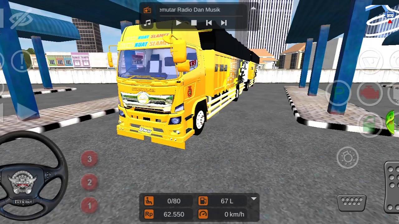 1050+ Mod Bussid Mobil Gandeng Terbaik