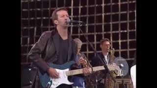 Eric Clapton - Hoochie Coochie Man 3# (Live in Hyde Park)