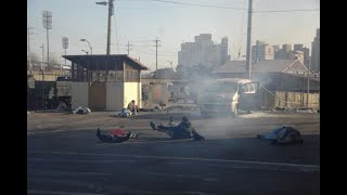 أخبار عالمية | انتحاري من #طالبان يقتل خمسة مدنيين في جنوب #افغانستان