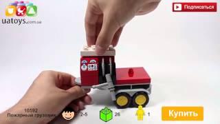 Пожарный грузовик Lego Duplo Артикул : 10592(Пожарный грузовик Lego Duplo Артикул : 10592 Мы в вконтакте : https://vk.com/uatoys Мы в фейсбуке : https://goo.gl/xB4aHT Перейти на..., 2015-08-31T07:14:53.000Z)