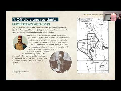 Mail from Central Africa before 1880. Case Study: Belgian Congo di Patrick Maselis
