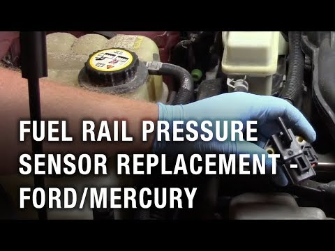 2004 Freestar Fuel Rail Pressure Sensor Doovi