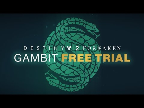 Destiny 2 owners can try Forsaken's new Gambit mode free