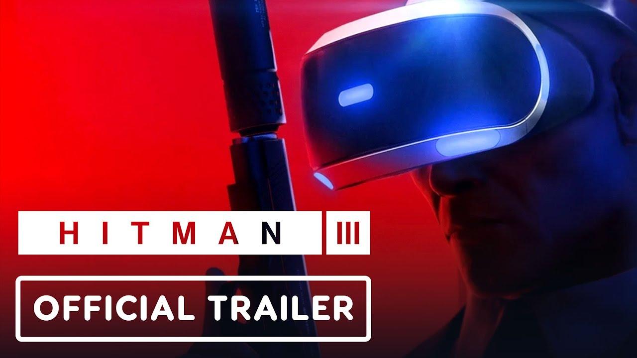 Download Hitman 3 - Sandbox VR Trailer