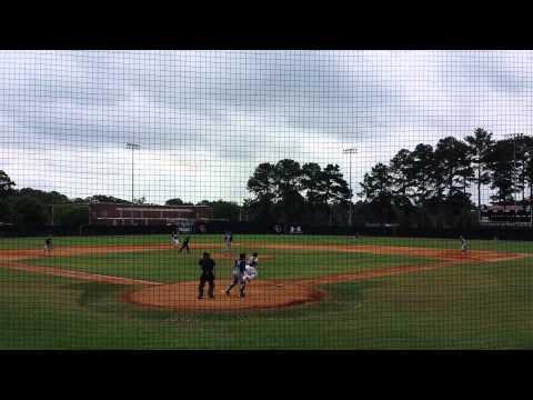 Tanner Revis Dirtbags Baseball Campbell University