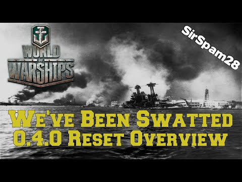 World of Warships - Progress Reset Overview - We