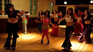 How to dance with the song Nazanin Maryam