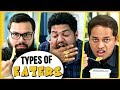 Types Of Eaters | Weird Eaters You'll Find Around |  9 ONE FILMS