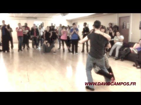 David Campos & Guida Rei @ Paris Kizomba Congress 2014 (G-Amado feat Badoxa - Me Kuia bué)