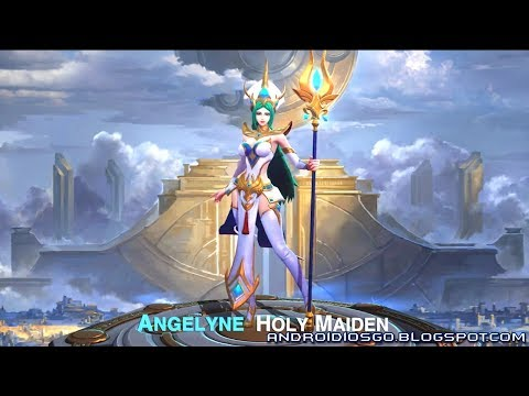 Heroes Arena: New Skin - Angelyne Holy Maiden Gameplay Android/iOS
