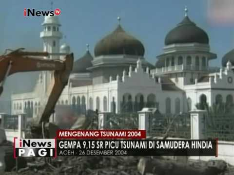 Video Amatir Tragedi Tsunami 2004 Di Aceh Dan Negara Asia Yang Lain Inews Pagi 27 12 Youtube