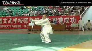 Traditional Chinese Martial Arts Performances