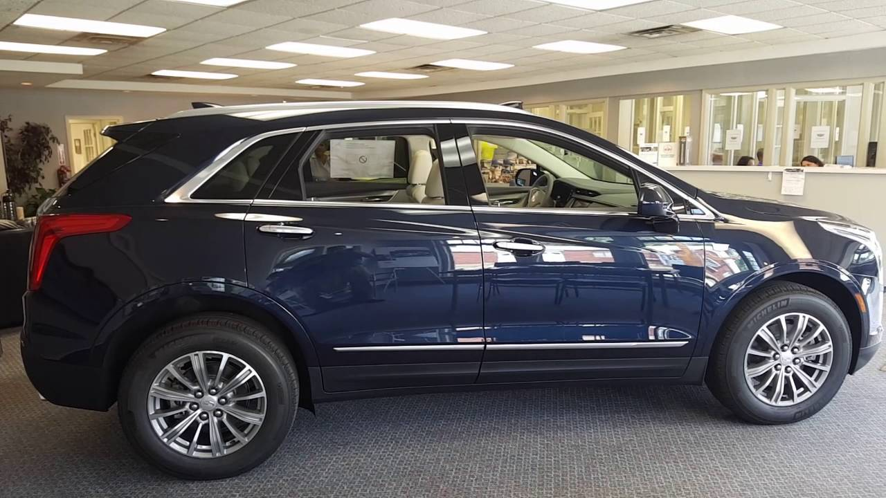2017 Cadillac Xt5 Luxury Awd For Diana