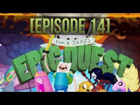Gameplay: Finn and Jake's Epic Quest [Episode 14] Dør jeg af vand?