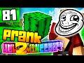 "Minecraft: How 2 Minecraft! (Season Two) ""CACTUS PRANK?"" Episode 81 (Minecraft 1.8 SMP)"