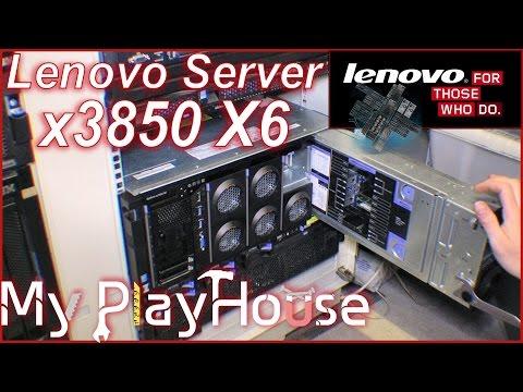 Lenovo Server System x3850 X6 Move, Install and ESXi6.0.0 - 261