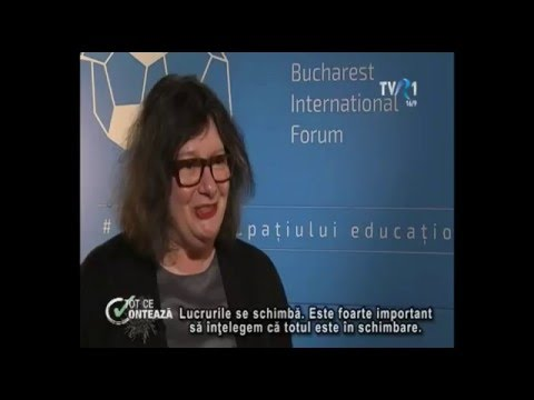 Building Education Bucharest 2016: Dr. Wendy Pullan, University of Cambridge
