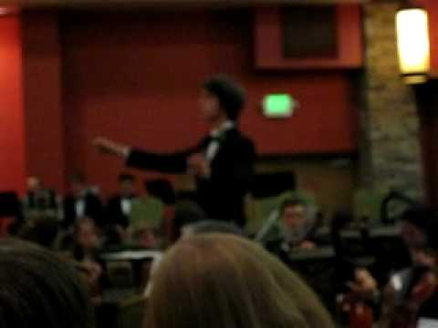 Griffin Wahl's first conducting of DYAO
