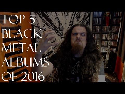 Top 5 Black Metal Albums of 2016 - DoomFace