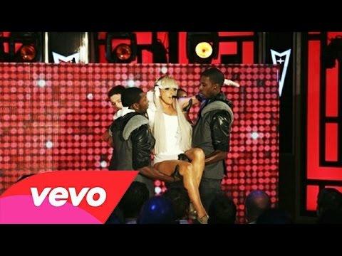 Lady Gaga - Poker Face (Live at Jimmy Kimmel Live!)