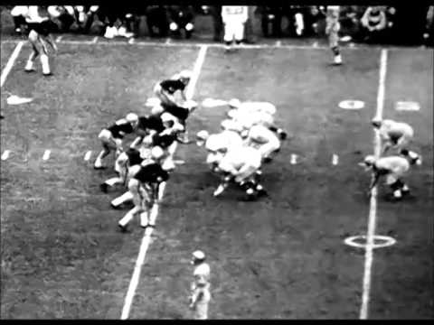 Navy whips Army 43-12 Behind Joe Bellino (1959)