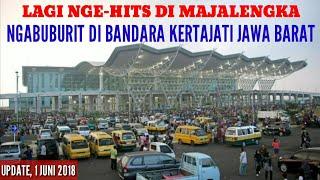 Download Video Lagi nge-HITS NGABUBURIT Di Bandara Kertajati Majalengka MP3 3GP MP4