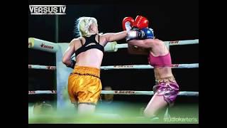 AGGELIKI KOKALITSA Fight moments