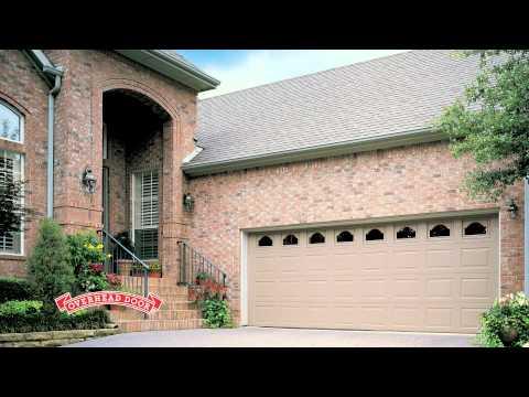 Garage Door Insulation | The benefits to having an insulated garage door on your home.