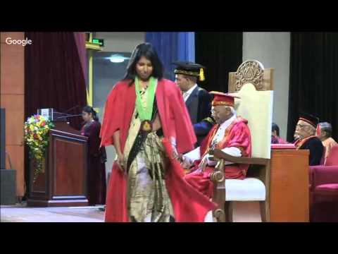 Postgraduate Convocation 2014 - University of Colombo