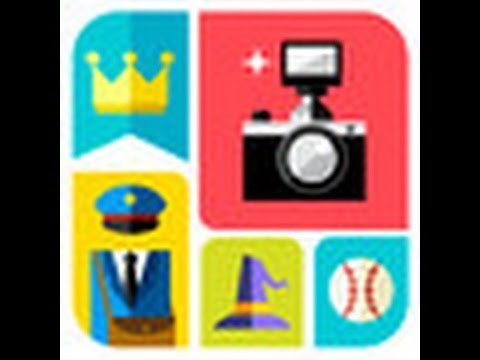 Icon Pop Word Level 1 Answers 1-11