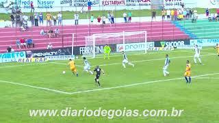 Goianão 2018: Com gols de Elias e Brandão, Iporá atropela Goiás no Ferreirão