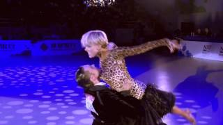 2012 GrandSlam Chengdu | The Final | Paso Doble