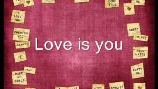 Ten2Five - Love is You (Lyric Video)