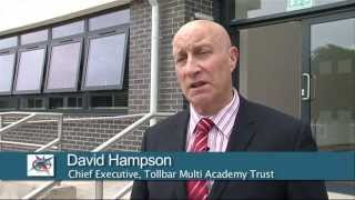 Cleethorpes Academy, Cleethorpes - David Hanson Extended Interview