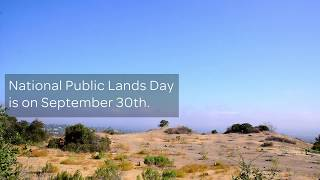 Video National Public Lands Day 2017 with TreePeople download MP3, 3GP, MP4, WEBM, AVI, FLV November 2017