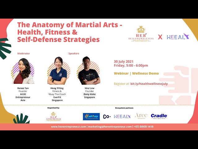 Martial Arts as a life skill rather than a sport   HER® Health & Wellness July 2021