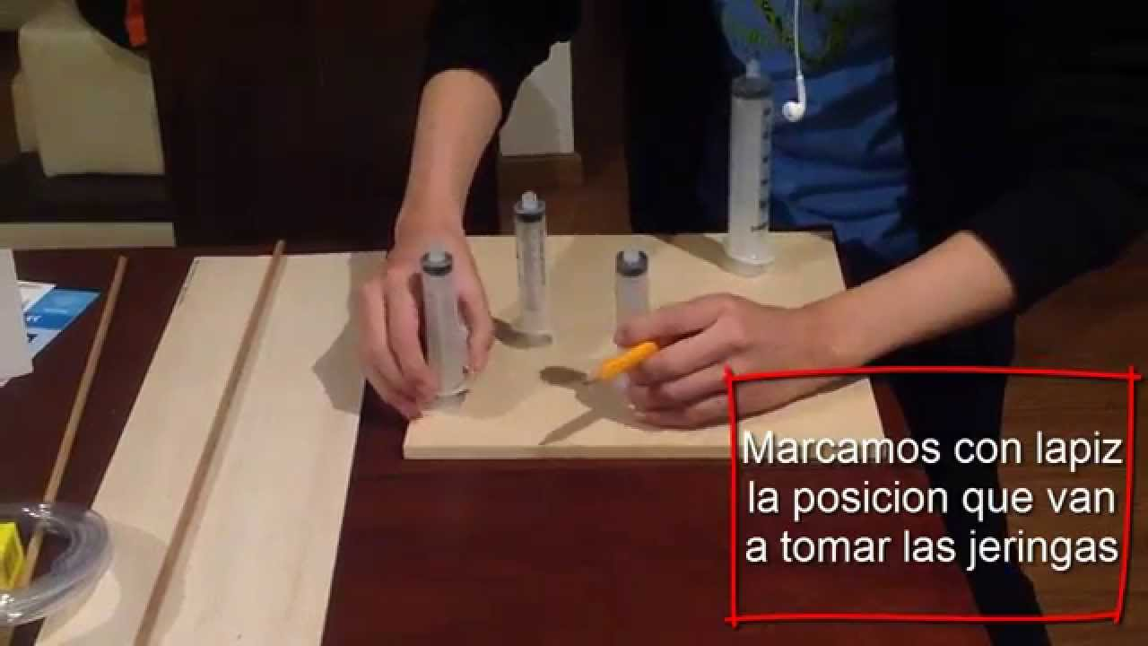 Ascensor Hidraulico - YouTube