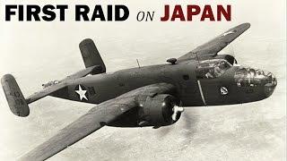 First U.S. Air Raid on Tokyo and Japan After Pearl Harbor | 1942 | World War 2 Newsreel