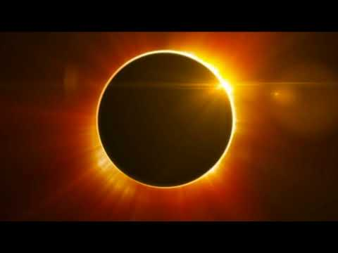 Solar eclipse ☀ psy trance mix 🕉 by dJohnny